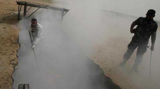 ataques armas químicas Estados Unidos gobierno