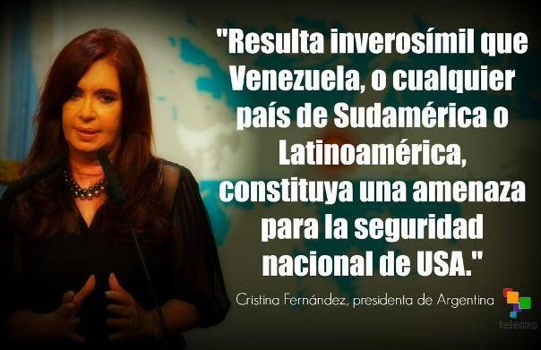 Venezuela o USA cristina