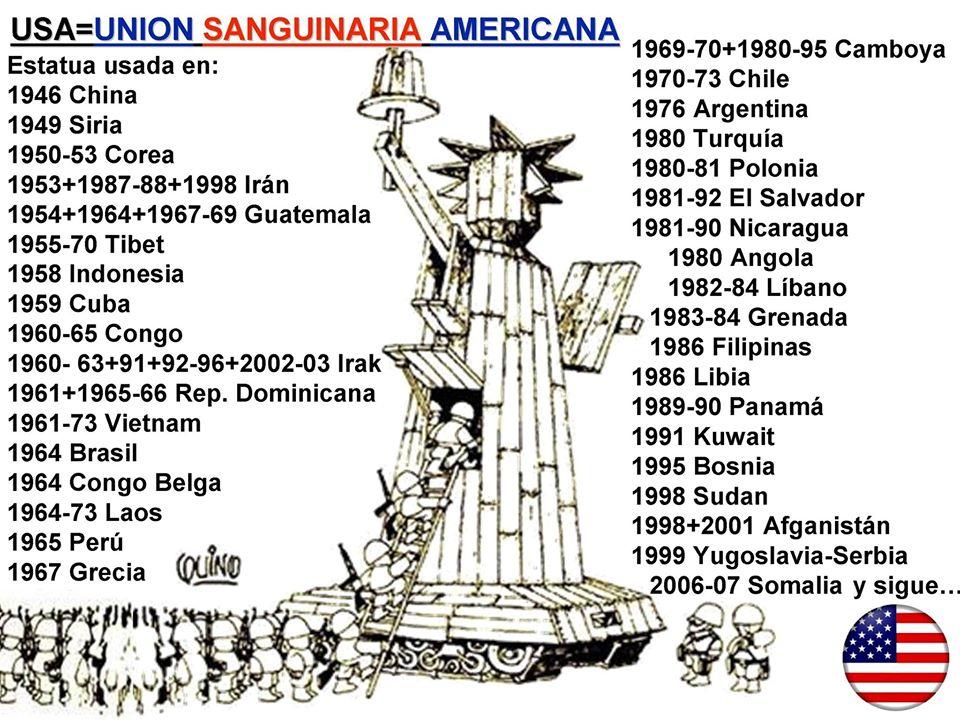 Venezuela o USA