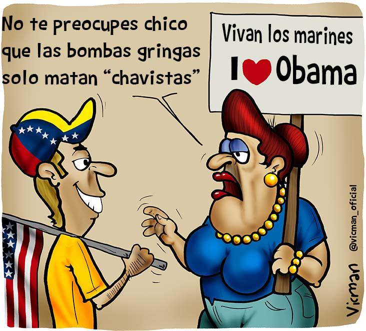 Venezuela o USAs
