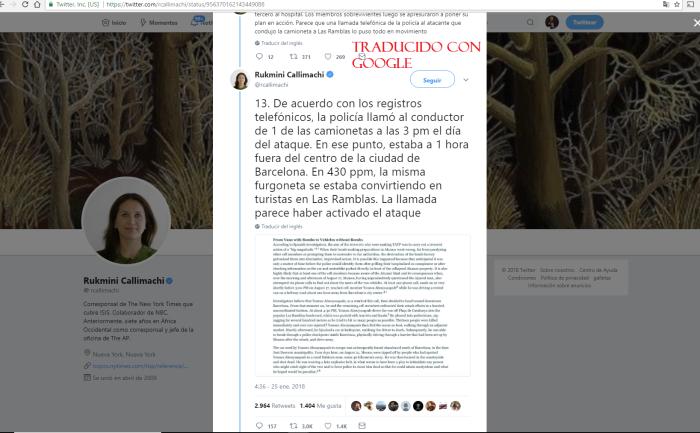 atentado la rambla barcelona